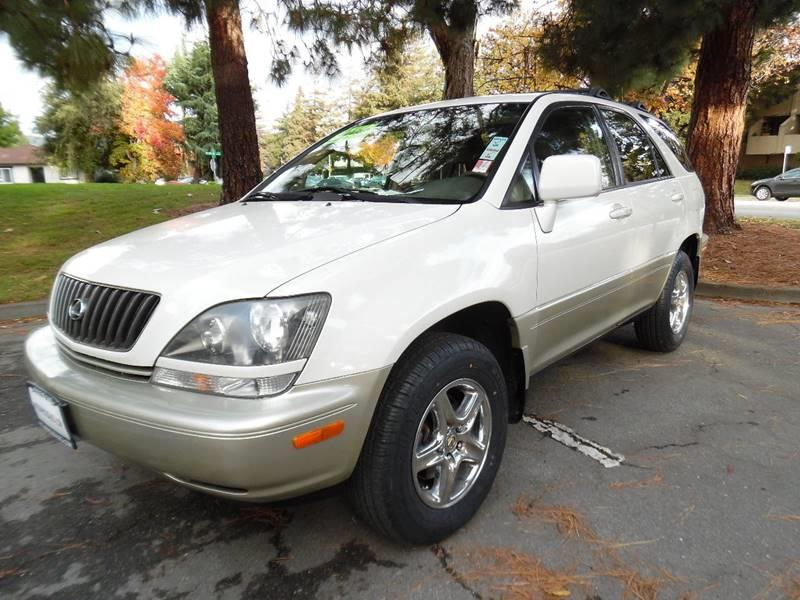 2000 LEXUS RX 300 BASE 4DR SUV white need financing we can help call now call today call the