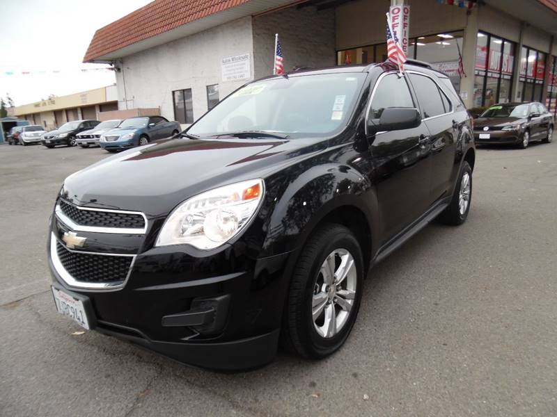 2015 CHEVROLET EQUINOX LT 4DR SUV W1LT black need financing we can help call now call today