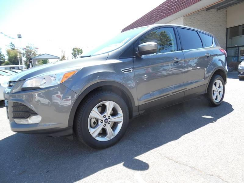 2013 FORD ESCAPE SEL 4DR SUV charcoal need financing we can help call now call today call the