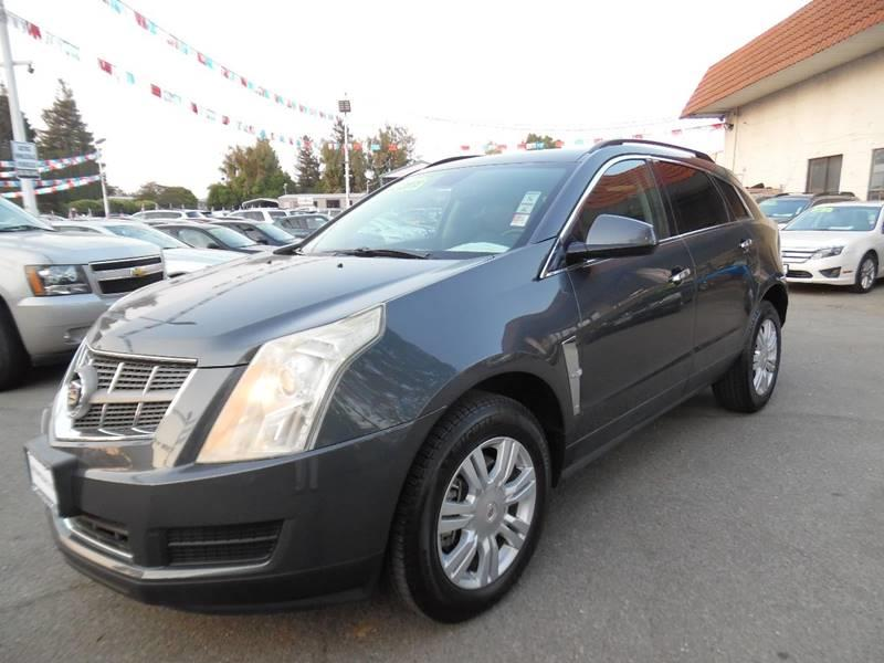 2010 CADILLAC SRX BASE 4DR SUV gray need financing we can help call now call today call the o