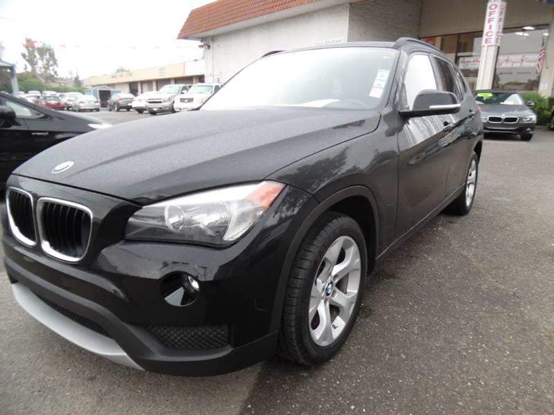 2013 BMW X1 SDRIVE28I 4DR SUV black need financing we can help call now call today call the o