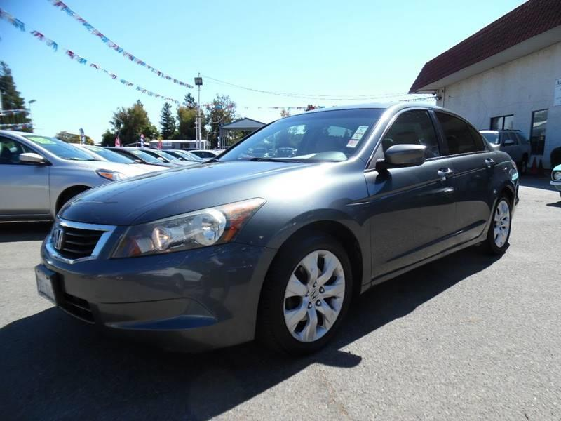 2010 HONDA ACCORD EX L 4DR SEDAN 5A gray need financing we can help call now call today call