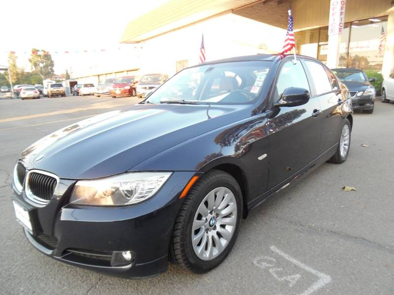 2009 BMW 3 SERIES 328I 4DR SEDAN SULEV blue need financing we can help call now call today ca