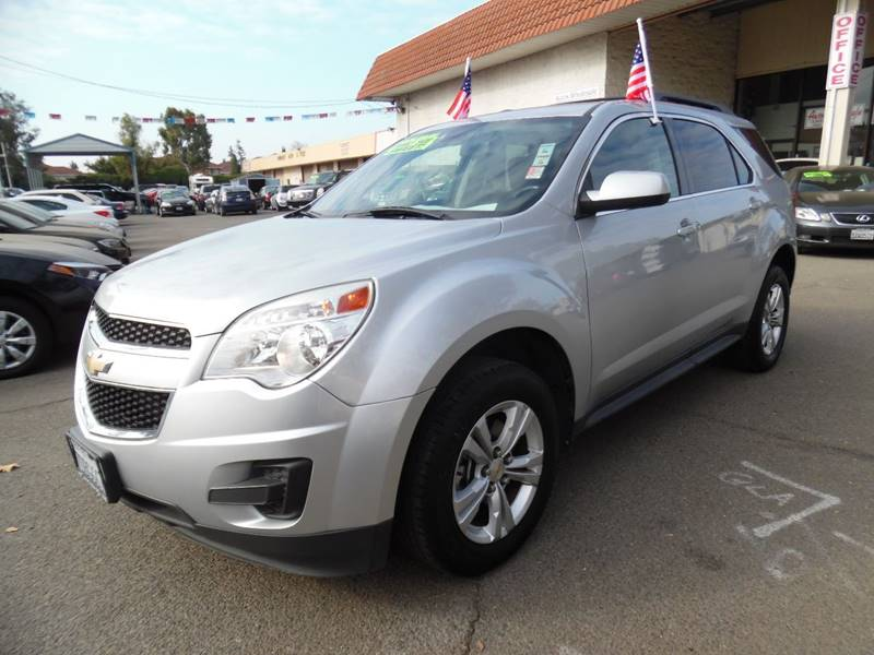 2011 CHEVROLET EQUINOX LT 4DR SUV W1LT silver need financing we can help call now call today