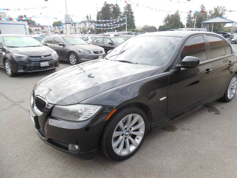 2011 BMW 3 SERIES 328I 4DR SEDAN SULEV SA black need financing we can help call now call today