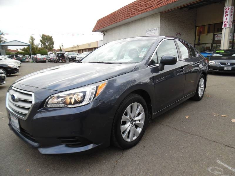 2015 SUBARU LEGACY 25I PREMIUM AWD 4DR SEDAN gray need financing we can help call now call to