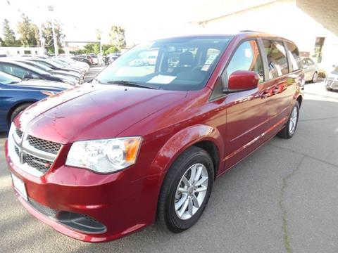 2014 Dodge Grand Caravan for sale at Autos Wholesale in Hayward CA
