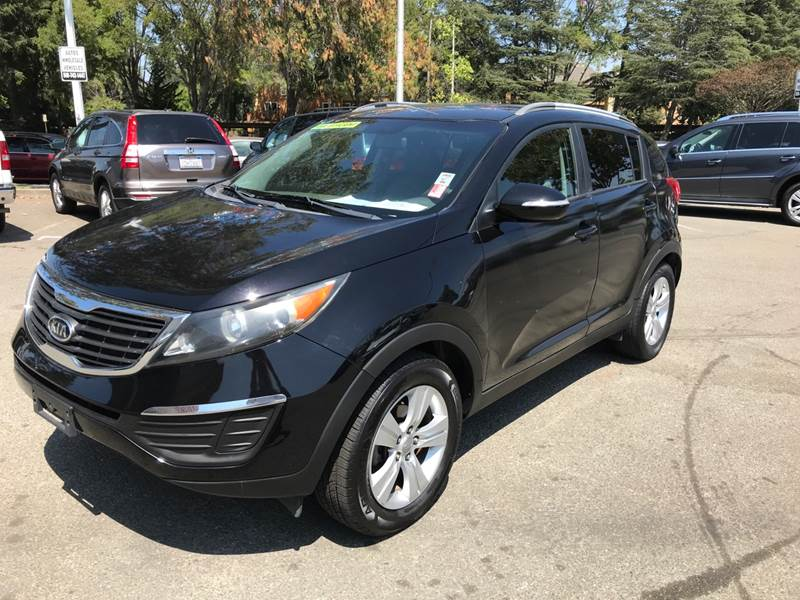 2011 Kia Sportage For Sale At Autos Wholesale In Fremont CA