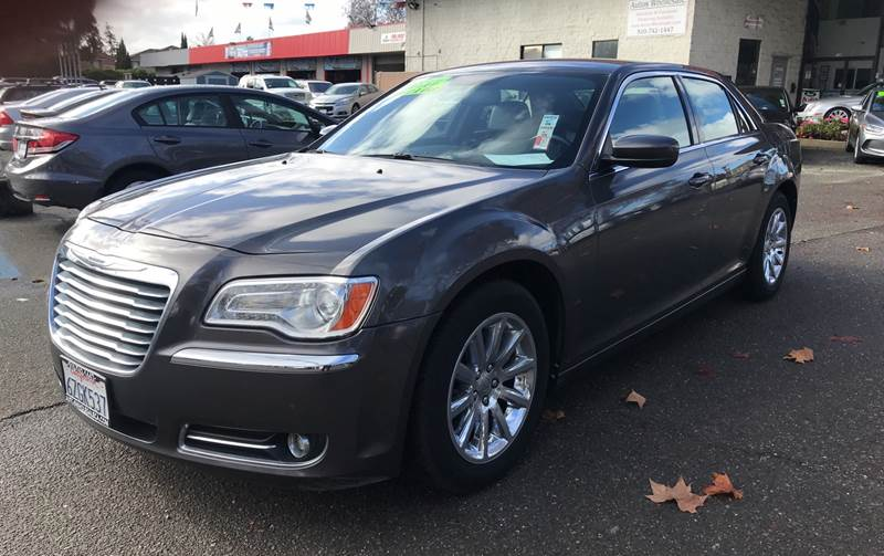 2013 Chrysler 300 In Fremont Ca Autos Wholesale