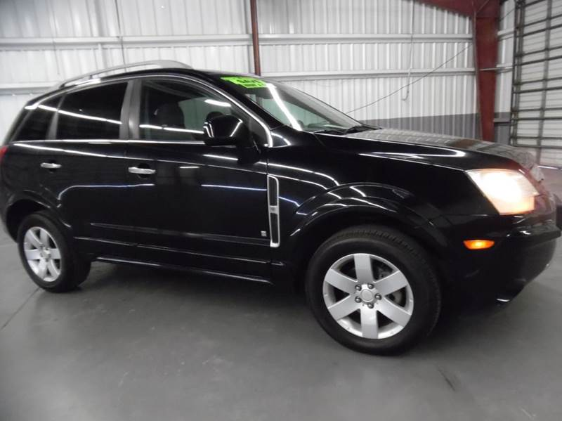 2008 SATURN VUE XR 4DR SUV black need financing we can help call now  call today  call the of