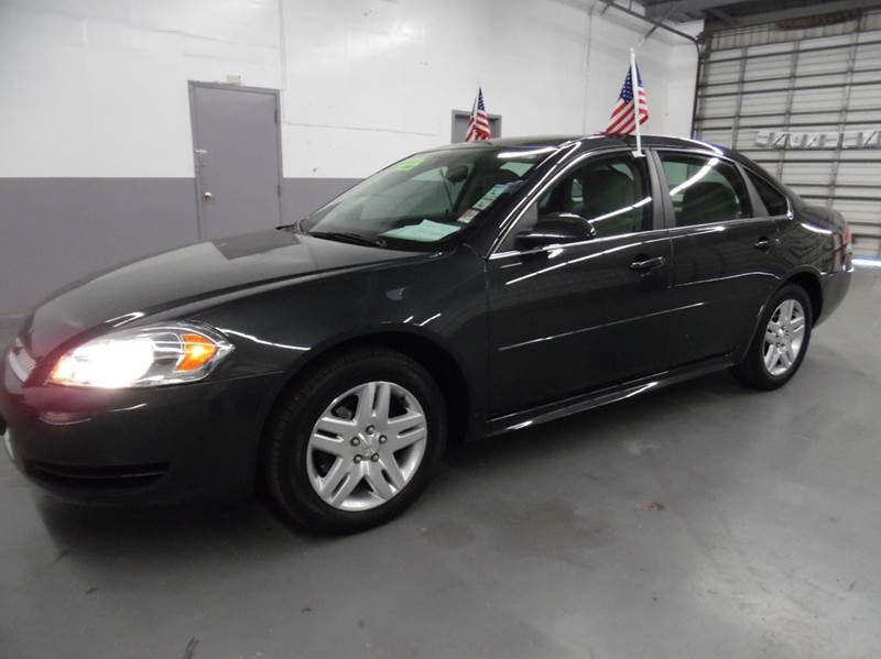 2016 CHEVROLET IMPALA LIMITED LT FLEET 4DR SEDAN gray need financing we can help call now  cal