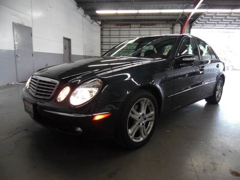 2006 MERCEDES-BENZ E-CLASS E350 4DR SEDAN dark blue need financing we can help call now  call