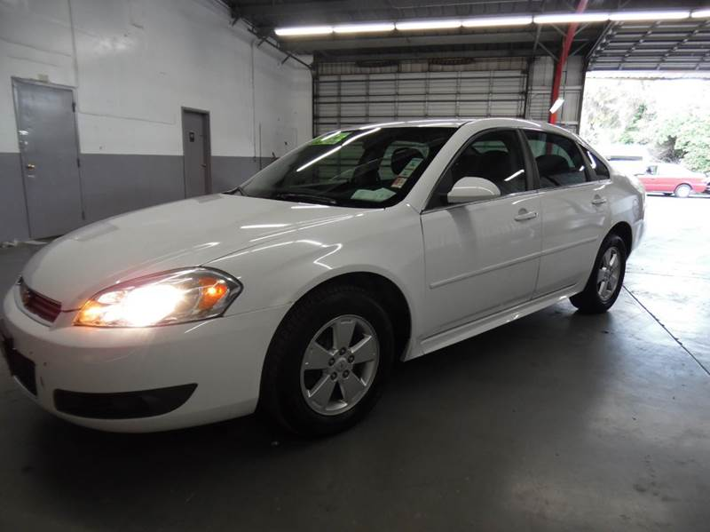 2011 CHEVROLET IMPALA LT FLEET 4DR SEDAN W2FL white need financing we can help call now  call