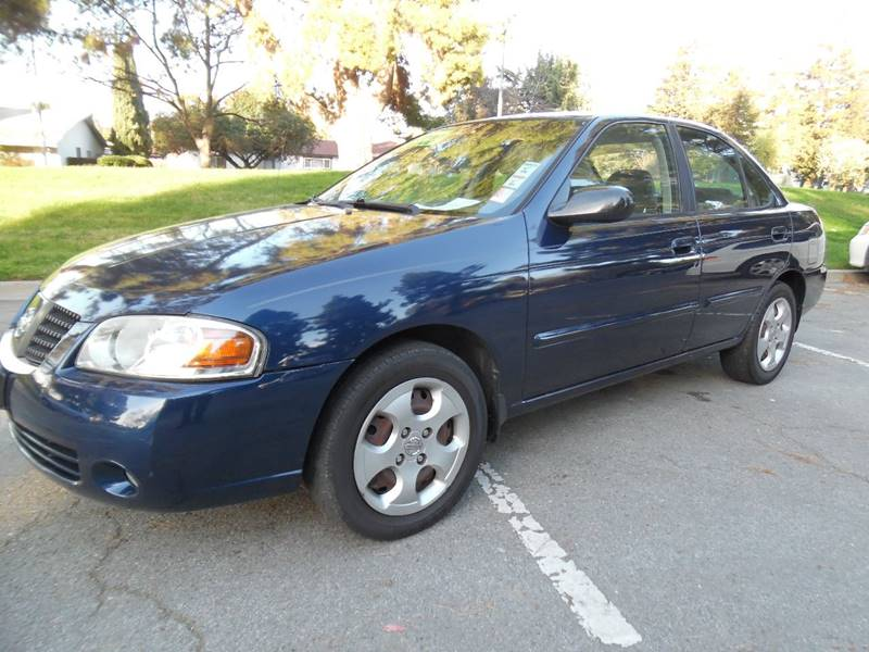 2006 NISSAN SENTRA 18 4DR SEDAN WAUTOMATIC blue need financing we can help call now  call to
