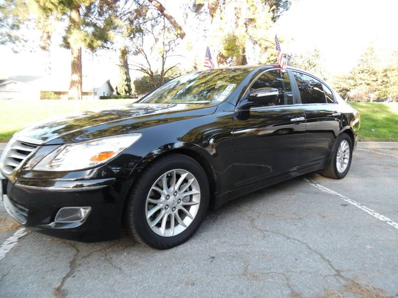 2011 HYUNDAI GENESIS 38L V6 4DR SEDAN black need financing we can help call now  call today