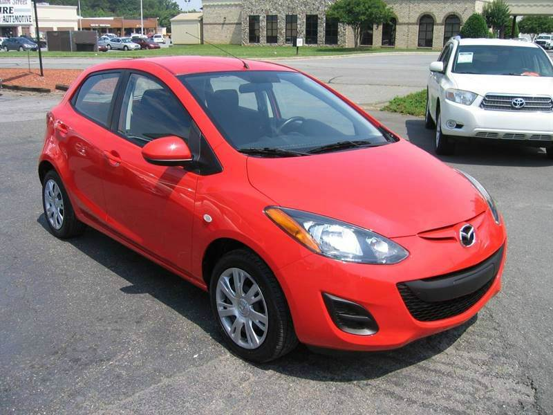 2014 MAZDA MAZDA2 SPORT 4DR HATCHBACK 4A red need financing we can help call now  call today