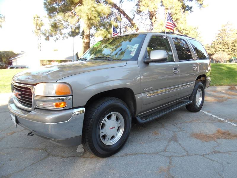 2001 GMC YUKON SLT 4WD 4DR SUV gold need financing we can help call now  call today  call the