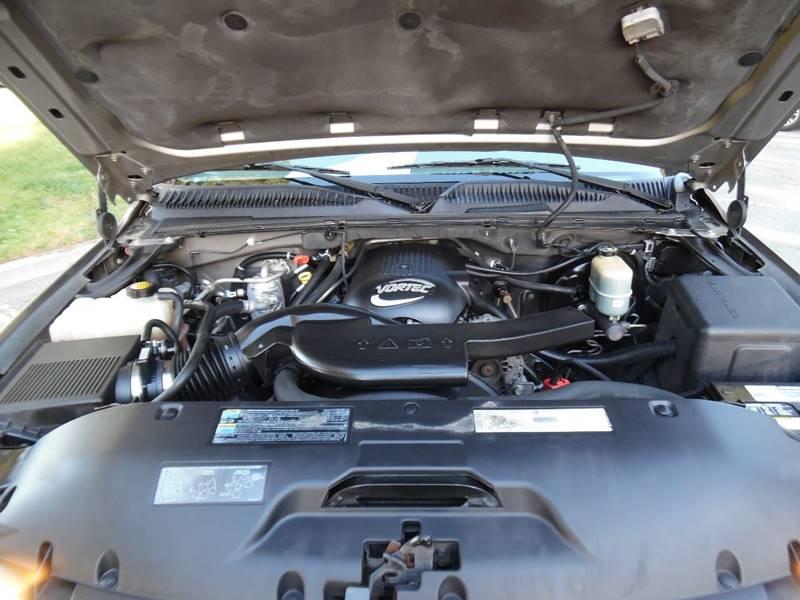 2001 GMC Yukon SLT 4WD 4dr SUV - Fremont CA
