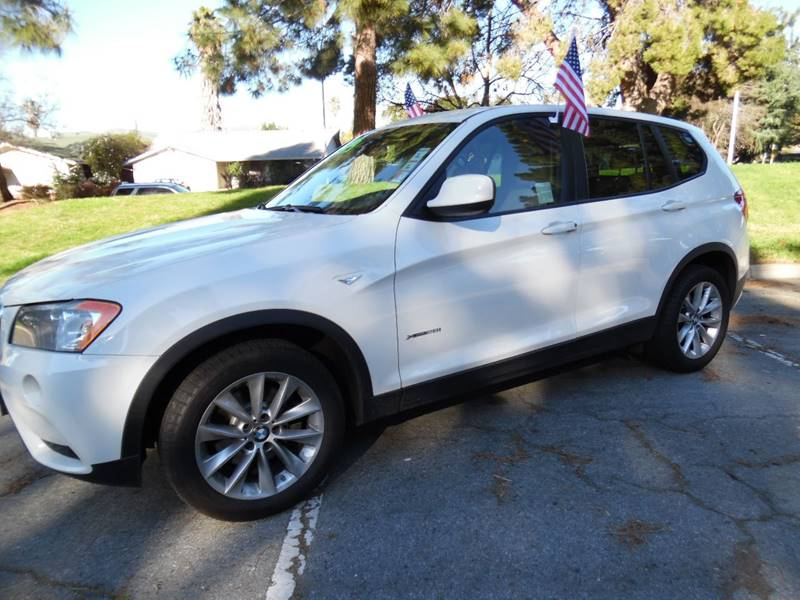 2014 BMW X3 XDRIVE28I AWD 4DR SUV white need financing we can help call now  call today  call