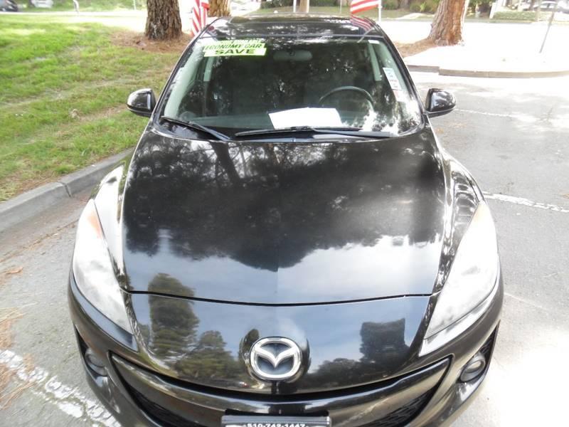 2012 Mazda MAZDA3 s Touring 4dr Sedan 5A - Fremont CA