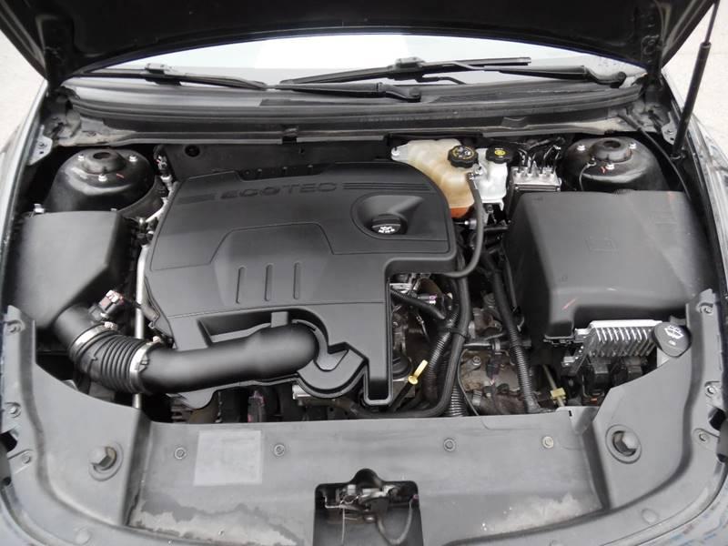 2012 Chevrolet Malibu LT 4dr Sedan w/2LT - Fremont CA