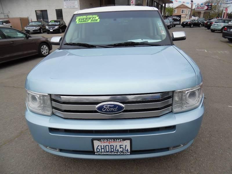 2009 Ford Flex Limited Crossover 4dr - Fremont CA