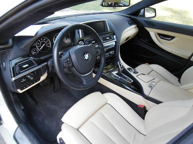2013 BMW 6 Series 650i Gran Coupe 4dr Sedan - Fremont CA