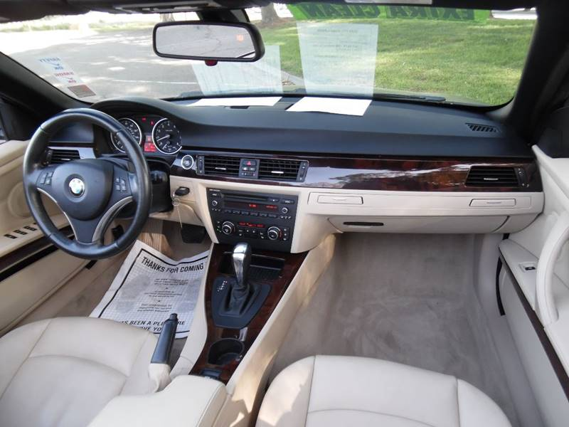2011 BMW 3 Series 328i 2dr Convertible SULEV - Fremont CA
