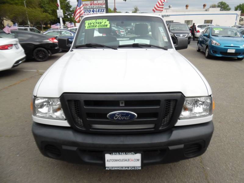 2011 Ford Ranger 4x2 XL 2dr Regular Cab SB - Fremont CA