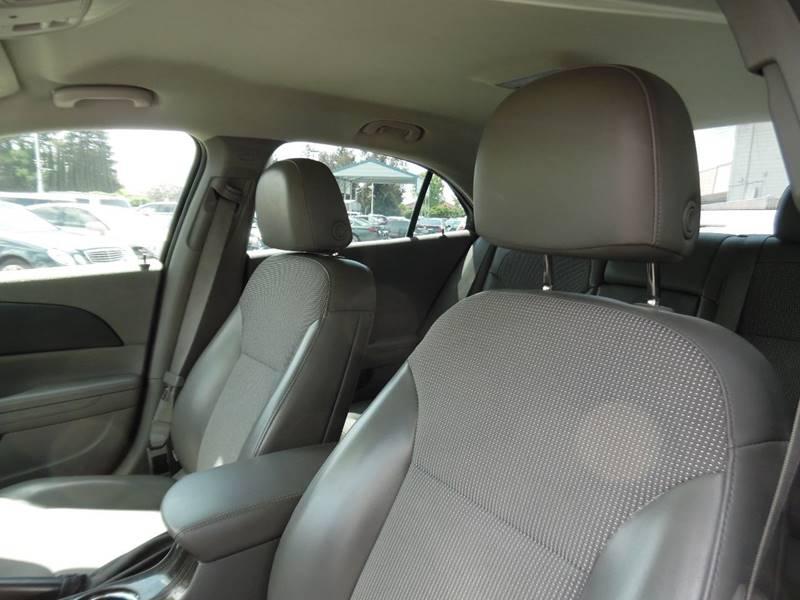 2014 Chevrolet Malibu LT 4dr Sedan w/1LT - Fremont CA