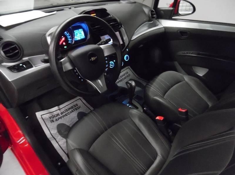 2015 Chevrolet Spark 1LT CVT 4dr Hatchback - Fremont CA