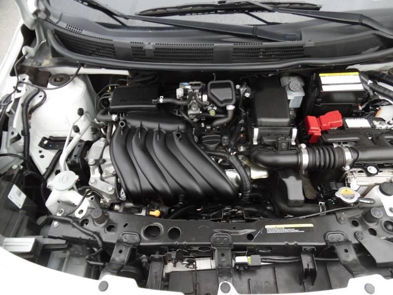 2016 Nissan Versa 1.6 SV 4dr Sedan - Fremont CA