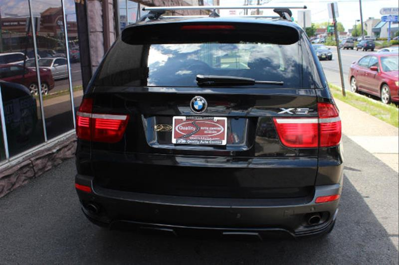 2008 Bmw X5 AWD 30si 4dr SUV In Springfield NJ  Quality Auto Center