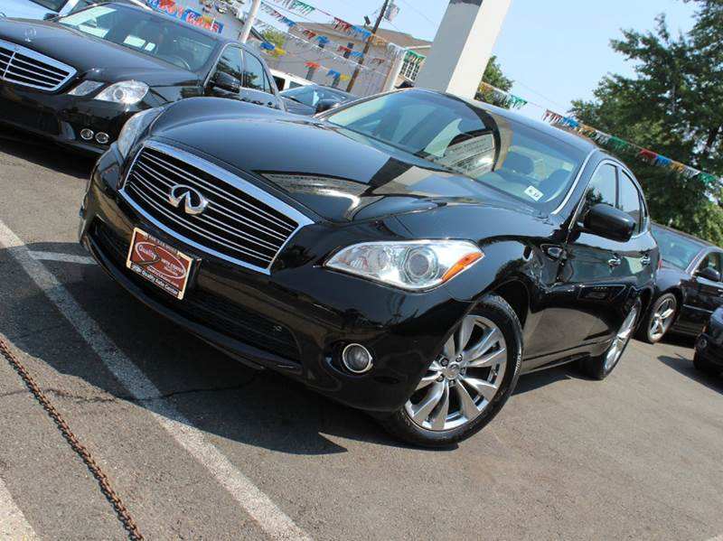 2012 Infiniti M37 for sale at Quality Auto Center in Springfield NJ