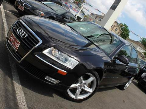 2009 Audi A8 for sale at Quality Auto Center in Springfield NJ