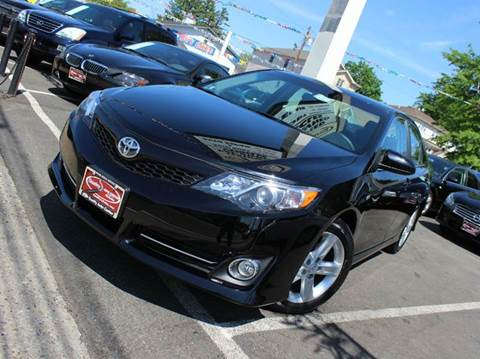 2014 Toyota Camry for sale at Quality Auto Center in Springfield NJ