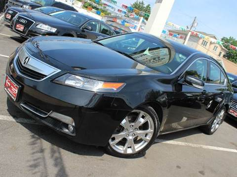 2013 Acura TL for sale at Quality Auto Center in Springfield NJ