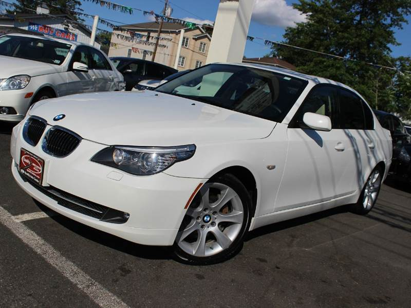 2008 BMW 5 Series for sale at Quality Auto Center in Springfield NJ