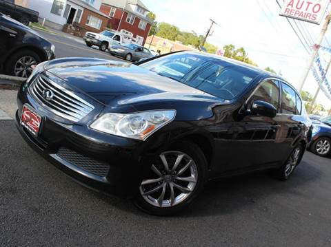 2007 Infiniti G35 for sale at Quality Auto Center in Springfield NJ