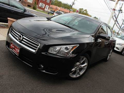 2012 Nissan Maxima for sale at Quality Auto Center in Springfield NJ