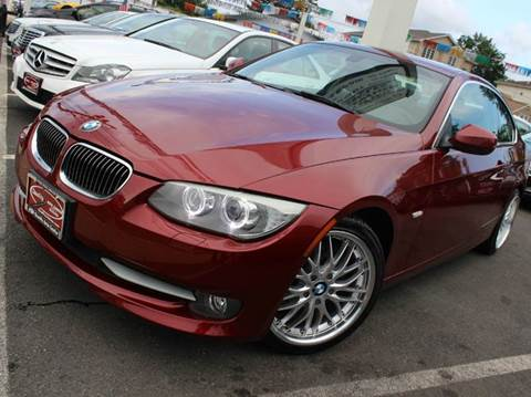 2011 BMW 3 Series for sale at Quality Auto Center in Springfield NJ