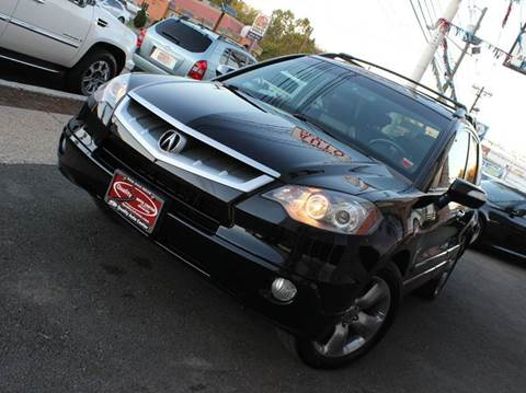 2007 Acura RDX for sale at Quality Auto Center in Springfield NJ