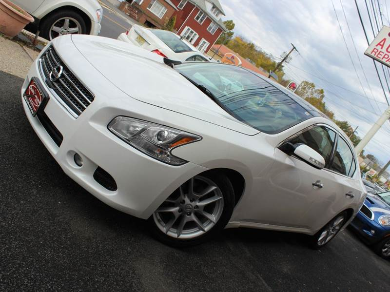 2011 Nissan Maxima for sale at Quality Auto Center in Springfield NJ