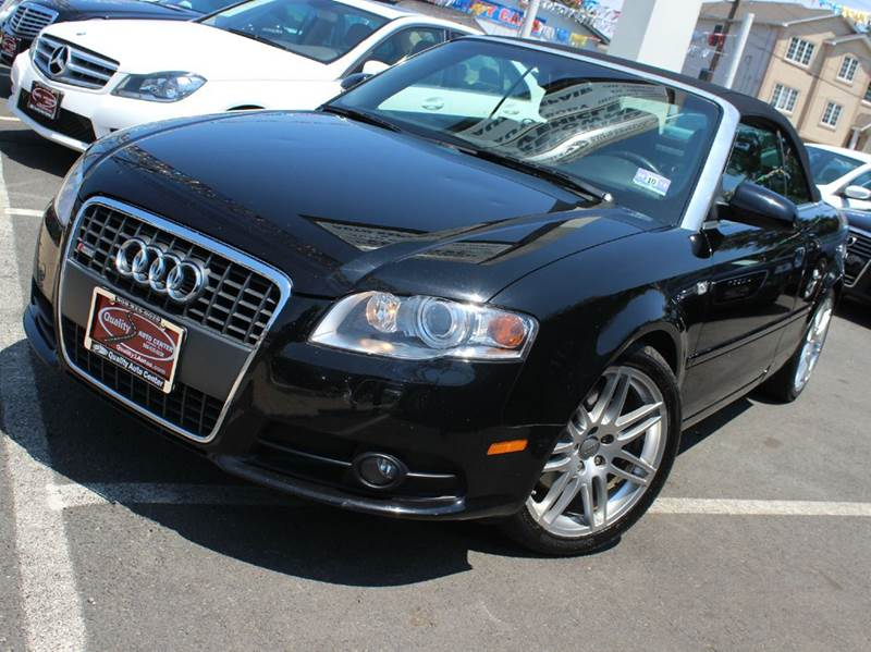 2009 Audi A4 for sale at Quality Auto Center in Springfield NJ