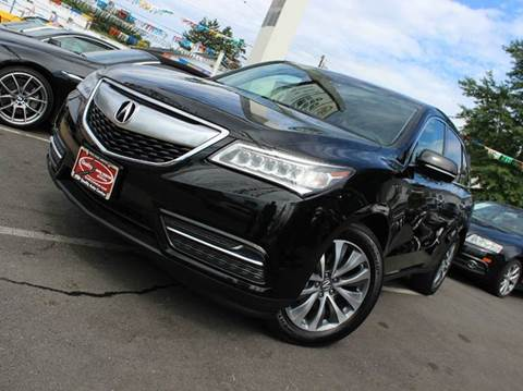 2014 Acura MDX for sale at Quality Auto Center in Springfield NJ