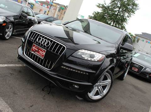 2012 Audi Q7 for sale at Quality Auto Center in Springfield NJ