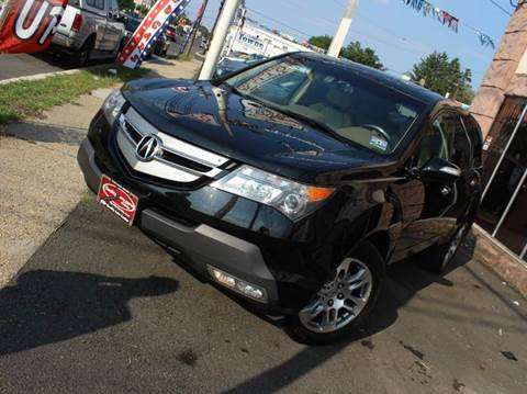 2008 Acura MDX for sale at Quality Auto Center in Springfield NJ