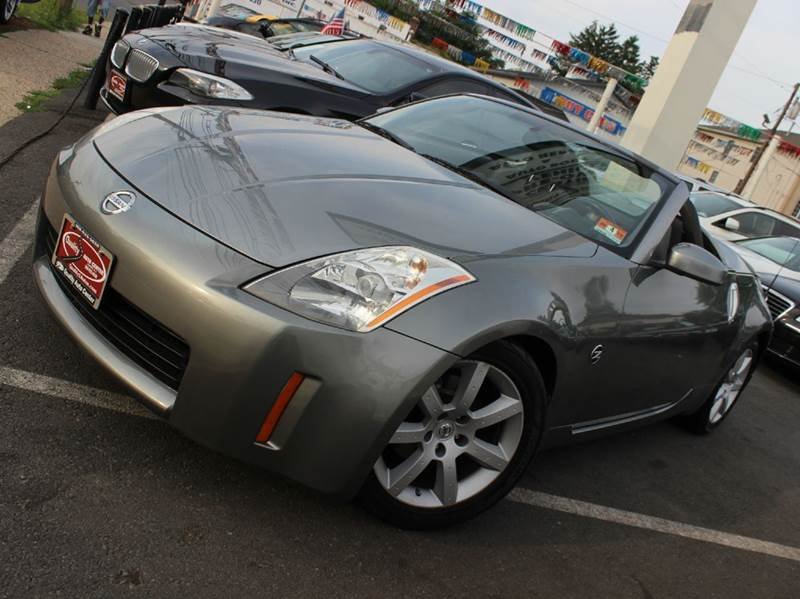 2005 Nissan 350Z for sale at Quality Auto Center in Springfield NJ