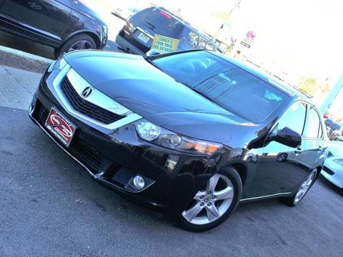 2010 Acura TSX for sale at Quality Auto Center in Springfield NJ