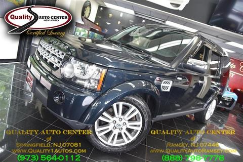 2011 Land Rover LR4 for sale in Springfield, NJ